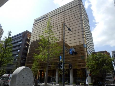交通事故に強い弁護士がいるクロノス総合法律事務所が入居する大和地所ビル
